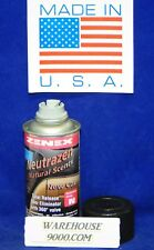 1 Can Zenex Neutrazen Natural Scent Odor Neutralizing Fogger New Car Scent