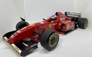 1/18 F1 minichamps Ferrari F310 Michael Schumacher Marlboro Conversion