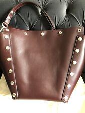 Mulberry Camden Oxblood Adjustable Shoulder Bag