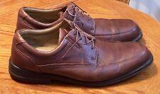 Bass Lincoln Dress Shoes Men's Black Size 11.5 M 1465-200