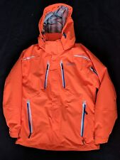 Karbon Hydrogen Insulated Ski Jacket (Men's) L Neon Orange Insulated K4124