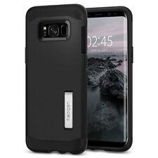 Spigen Galaxy S8 Slim Armor Case Black Certified Military-grade