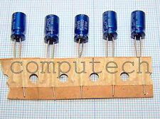 47uF 50V 85°C  Condensatore ELNA RE2 Series 5 pezzi