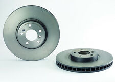 Disc Brake Rotor-Premium UV Coated OE Replacement Front Brembo fits 02-06 BMW X5