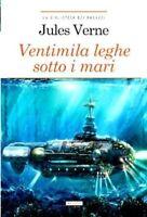 Ventimila leghe sotto i mari di Jules Verne Nuovo Crescere Edizioni Libro 20000