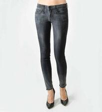 EUC Calvin Rucker Get Down On It Skinny Jeans Night Shadow Black Denim 27 Pants