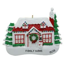 PERSONALIZED Christmas Ornament 2019 Our First New Home House Holiday Gift