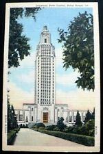 1949 Louisiana State Capitol, Baton Rouge, Louisiana