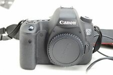 Canon EOS 6D 20.2MP digitale Spiegelreflexkamera-nur Body, shutter count 2804