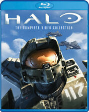 Halo: The Complete Video Collection [New Blu-ray] Oversize Item Spilt , Boxed