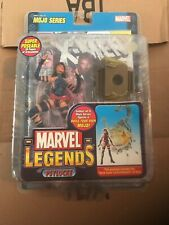 Toybiz Marvel Legends Psylocke Mojo Wave Series 14 NEW SEALED X-men