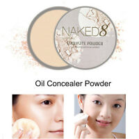 Makeup Pressed Powder Moisturizing Waterproof Oil Control Makeup Face Concealer