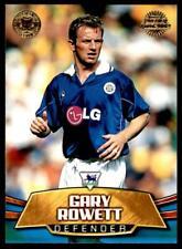 Topps Premier Gold 2002 - Leicester City Gary Rowett - LC5
