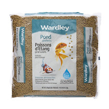 New listing Wardley Pond Fish Food Pellets - 5 lb