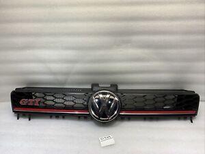 2015 2016 2017 Volkswagen GTI OEM Front Upper Grille grill 5GM-853-651 E