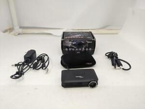 Optoma Pico PK301 DLP Mini Portable Pocket Video Projector HD 1280x800 50 Lumens