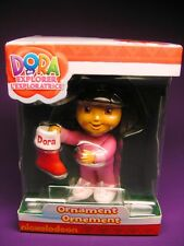 DORA THE EXPLORER RESIN CHRISTMAS ORNAMENT AMERICAN GREETINGS NEW IN A PACKAGE