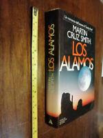 LIBRO: Los Alamos Martin Cruz Smith -lingua spagnola