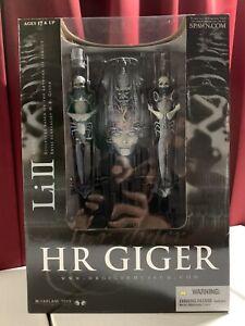 McFarlane H.R. Giger Li II 3D Sculpture 2004 Surrealist Horror Alien, NIB!
