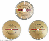 Selection Diamond Cutting Disc  Blade Angle Grinder 115m 230mm 300mm Ceramic