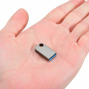 Key USB - 1000Go -  1To - USB 3.0 - Métal Noir - Livraison Rapide - Clé USB Mini
