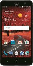 Cricket Wireless - ZTE Grand X 4 4G with 16GB Memory Prepaid Cell Phone - Gray