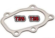 STAINLESS STEEL T25 T28 TURBO DUMP PIPE GASKET GT25 GT28 S15 S14 S13 SR20 CA18