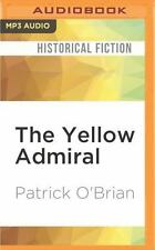 Aubrey/Maturin: The Yellow Admiral 18 by Patrick O'Brian (2016, MP3 CD,...