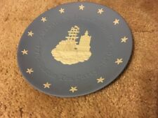 Wedgwood American Independence, Jasper Collector's Plate - Boston Tea Party