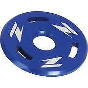 SUZUKI RMZ 250 2007-2015  RMZ 450 2008-2015 ZETA TANK HOLD WASHER KIT BLUE