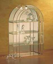 VITRINE für Sammler, Glasvitrine mit Licht, Schaukasten Nr. 2