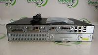 Cisco CISCO2911-SEC/K9 Integrated Services Router w/ PVDM3-16 & PWR-2911-POE