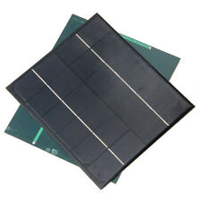 6W 6V Monocrystalline Solar Panel Cell Module Solar Power Battery 200*170*3mm