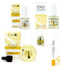 CND Solar Oil Nail & Cuticle Conditioner - Nail & Cuticle Care - ALL Sizes