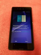 Sony Xperia E3 2GB Black D2206 (Wind Mobile Android Smartphone KF536