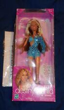 Beyonce Destiny's Child 2001 Grammy Awards Doll by Hasbro Celebrity