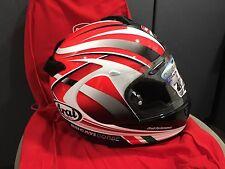 Casco integrale superbike Arai DUCATI corse L - Helmet Arai Ducati offer