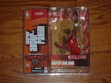 McFarlane NBA S5 SHAREEF ABDUR-RAHIM Hawks Red Jersey
