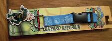 Blue Teenage Mutant Ninja Turtles Lanyard Keychain Michelangelo