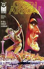 Green Arrow #1 Signed By Artist Mike Grell