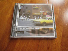 URBAN SOUNDS OF AMERICA CD KMP MUSIC LIBRARY HIP HOP R'N'B NO LP