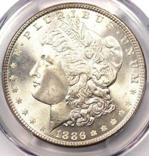 1886 Morgan Silver Dollar $1 - PCGS MS67 CAC PQ - Rare in MS67 Grade with CAC!