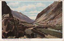 The Pass & Pont Y Cromlech, LLANBERIS, Caernarvonshire