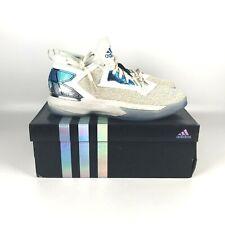 Adidas Damian D Lillard 2 CVC size 13.5 Kansas Jayhawks Team Issue AQ7417
