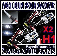 PAIRE LAMPE FEU PHARE DE RECHANGE 2 AMPOULES POUR KIT XENON HID H1 8000k 55W 12V
