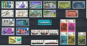 MNH 1967 - 1970 COMMEMORATIVES Discounts - 30% For 4 or more sets