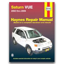 Haynes Repair Manual for 2002-2009 Saturn Vue - Shop Service Garage Book gq
