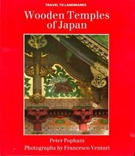 Peter Popham / Wooden Temples of Japan 1990