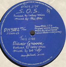 DEMO MOTOR - S.O.S. / Piano Groove - Demo Music Ltd
