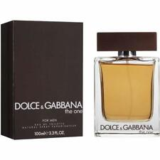 D & G THE ONE Dolce & Gabbana for Men 3.3 or 3.4 oz edt NEW IN BOX